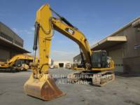 Equipment photo CATERPILLAR 336 D2 L REACH トラック油圧ショベル 1
