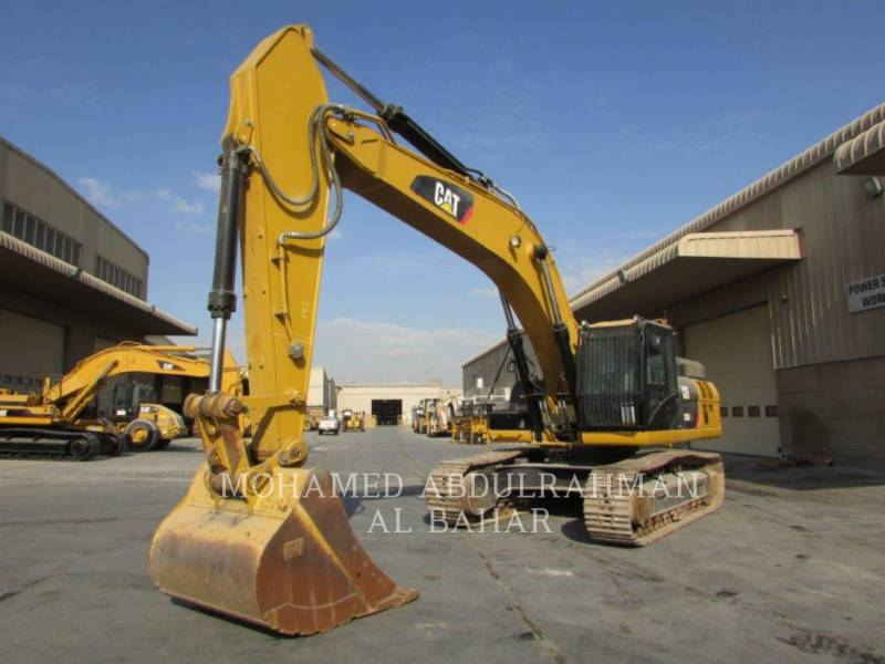 CATERPILLAR KETTEN-HYDRAULIKBAGGER 336 D2 L REACH equipment  photo 1