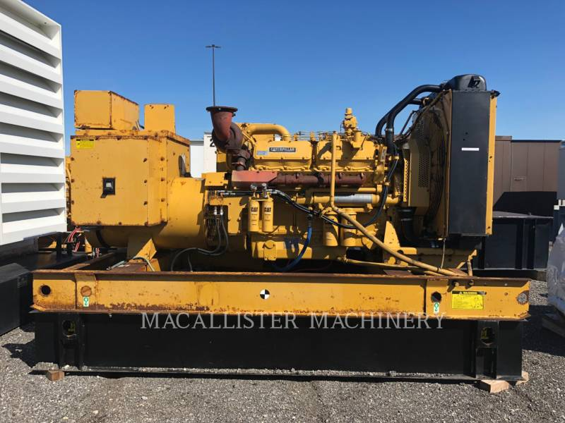 CATERPILLAR STATIONARY GENERATOR SETS 3412 equipment  photo 2