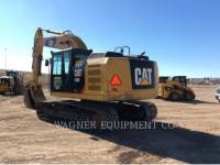 CATERPILLAR KETTEN-HYDRAULIKBAGGER 320EL THB equipment  photo 2