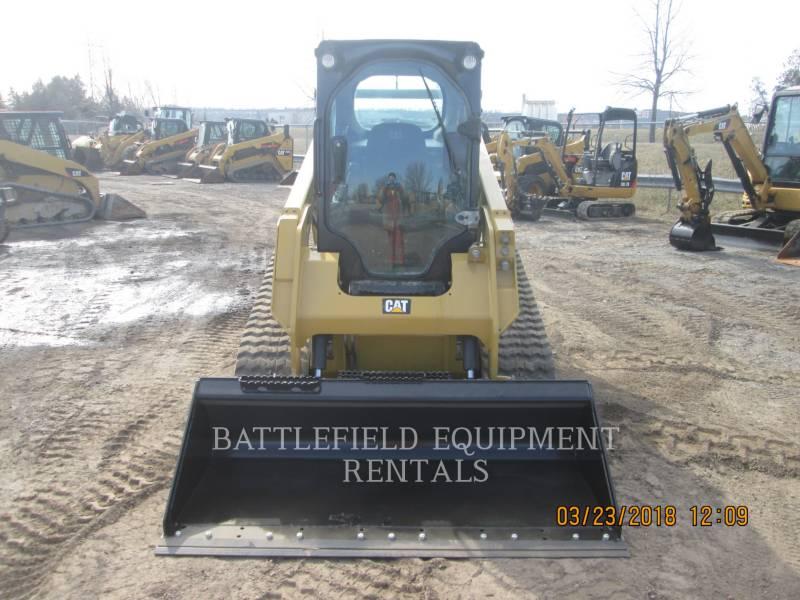 CATERPILLAR CHARGEURS TOUT TERRAIN 259DLRC equipment  photo 8