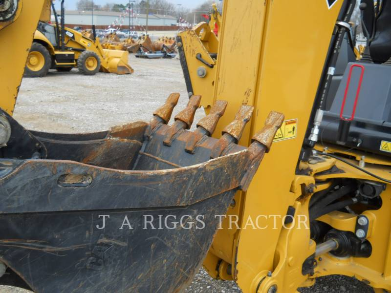 CATERPILLAR BAGGERLADER 415F 4 equipment  photo 12
