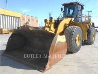 Equipment photo CATERPILLAR 980 K CARGADORES DE RUEDAS 1