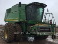 DEERE & CO. COMBINES 9670 STS equipment  photo 2