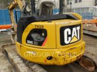 CATERPILLAR TRACK EXCAVATORS 304C CR equipment  photo 9