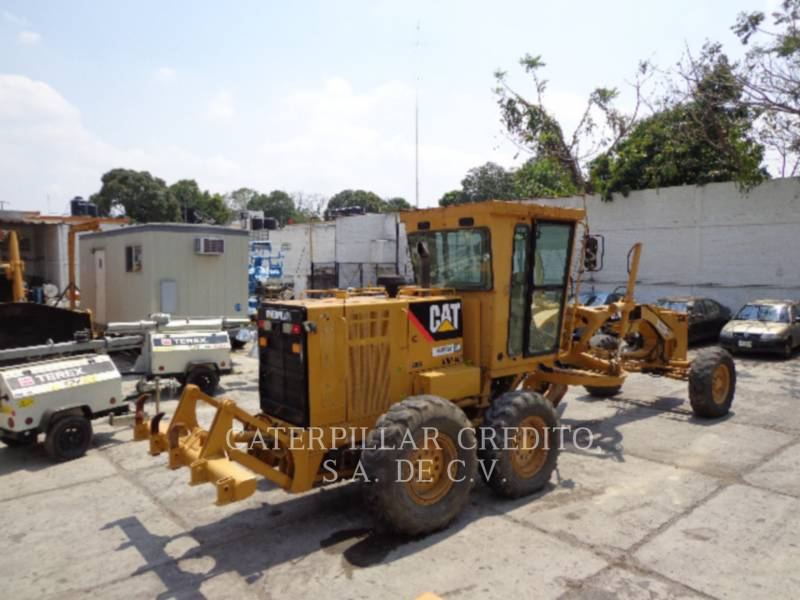 CATERPILLAR MOTOR GRADERS 120 K equipment  photo 9
