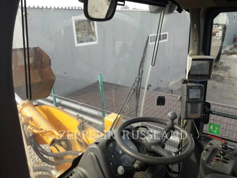 HYUNDAI CONSTRUCTION EQUIPMENT WIELLADERS/GEÏNTEGREERDE GEREEDSCHAPSDRAGERS HL780-9S equipment  photo 12