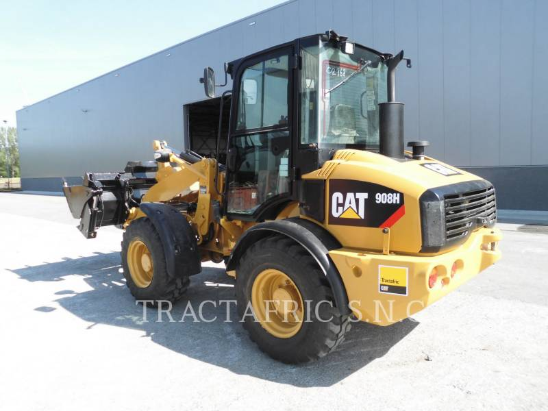 CATERPILLAR CARGADORES DE RUEDAS 908H equipment  photo 7