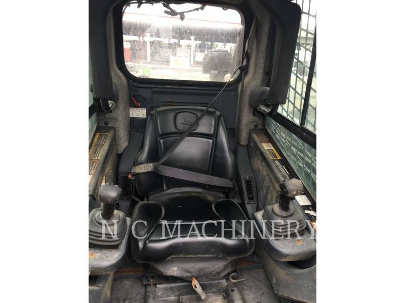 JOHN DEERE SKID STEER LOADERS 323D equipment  photo 7
