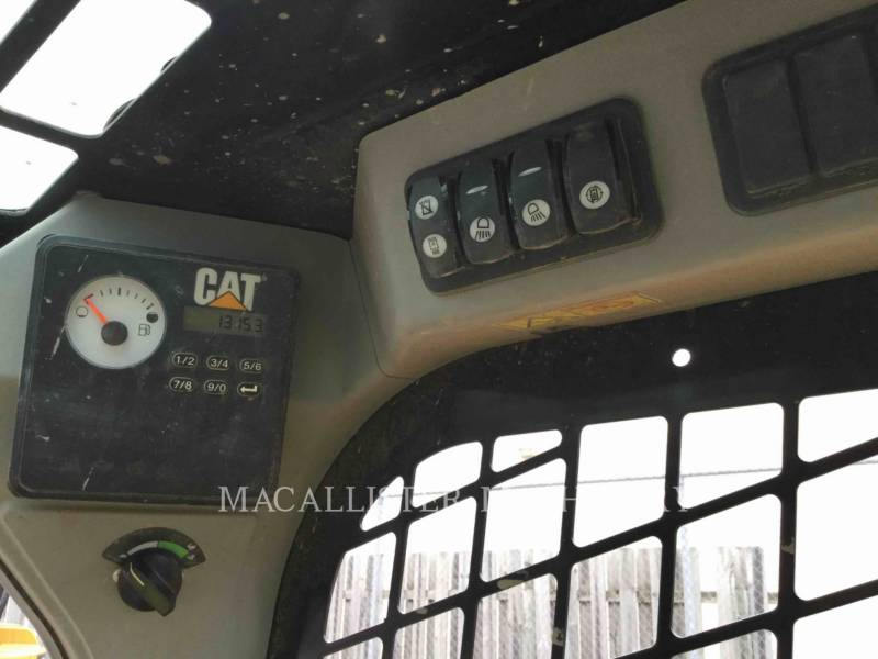 CATERPILLAR CARGADORES MULTITERRENO 279D equipment  photo 24