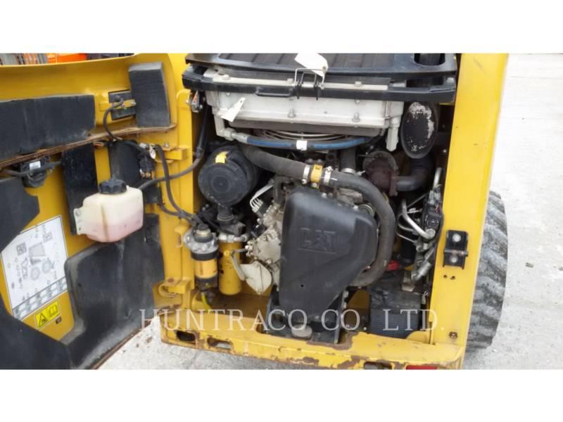 CATERPILLAR スキッド・ステア・ローダ 226 B SERIES 3 equipment  photo 11