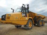 CATERPILLAR KNICKGELENKTE MULDENKIPPER 725C T4F equipment  photo 1