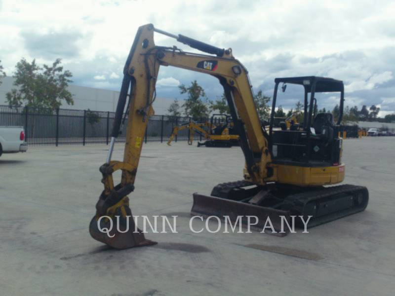 CATERPILLAR EXCAVADORAS DE CADENAS 305.5ECR equipment  photo 5