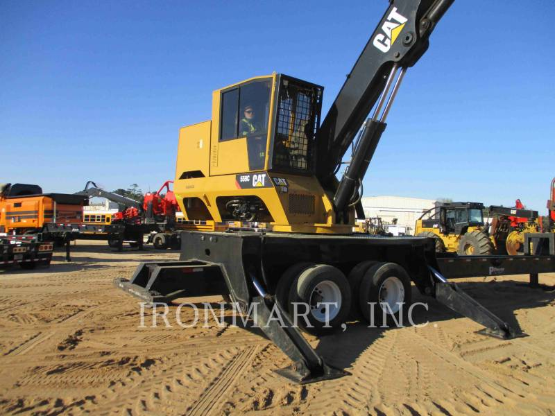 CATERPILLAR KNUCKLEBOOM LOADER 559CDS equipment  photo 12