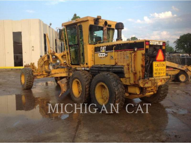 CATERPILLAR MOTORGRADER 163H equipment  photo 4