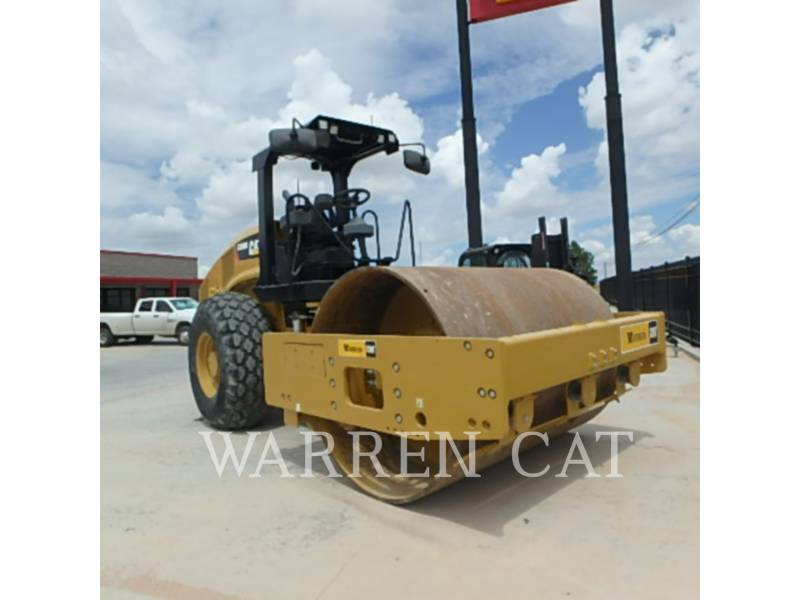 CATERPILLAR PAVIMENTADORA DE ASFALTO CS56B equipment  photo 5