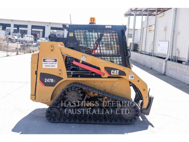 CATERPILLAR PALE CINGOLATE MULTI TERRAIN 247B3LRC equipment  photo 5