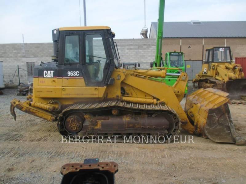 CATERPILLAR 履帯式ローダ 963C equipment  photo 12