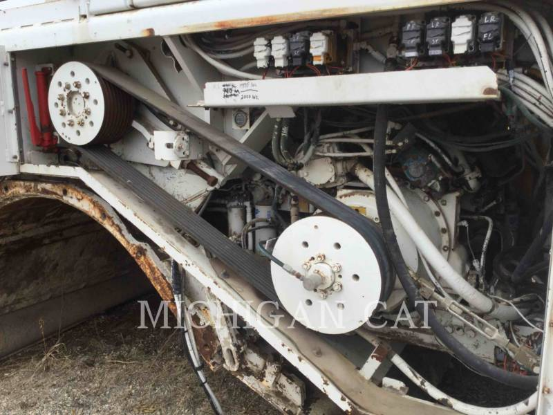 CMI STABILIZERS / RECLAIMERS RS-500B equipment  photo 8