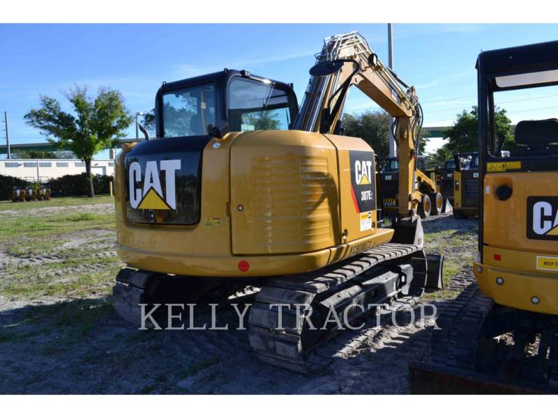 CATERPILLAR ESCAVATORI CINGOLATI 307E2 equipment  photo 5