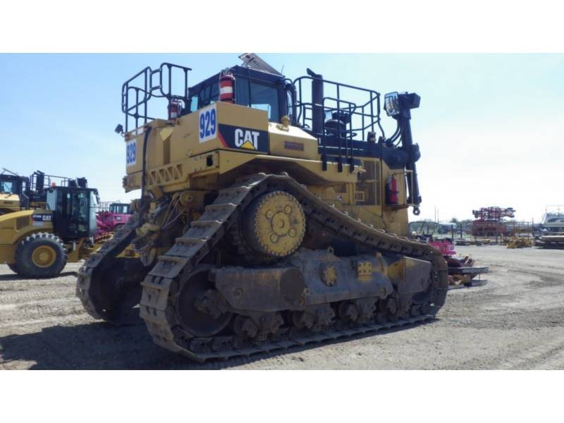 CATERPILLAR TRACTORES DE CADENAS D11T equipment  photo 6