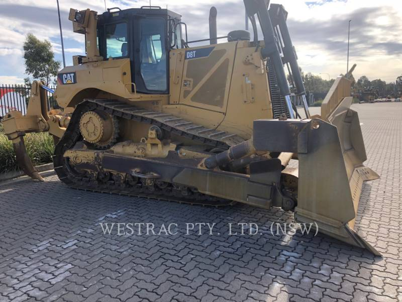 CATERPILLAR TRACTOREN OP RUPSBANDEN D8T equipment  photo 1