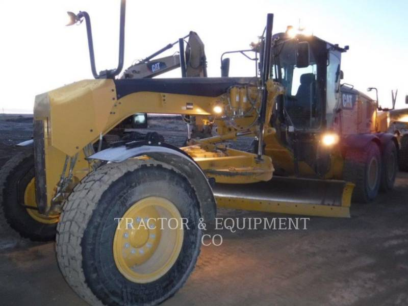 CATERPILLAR NIVELEUSES 160M2 equipment  photo 1
