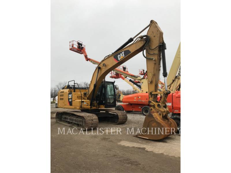 CATERPILLAR EXCAVADORAS DE CADENAS 323FL equipment  photo 1