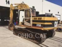 CATERPILLAR TRACK EXCAVATORS 315BL equipment  photo 2