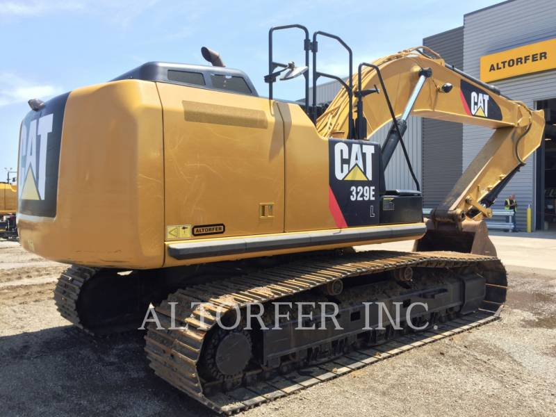 Caterpillar EXCAVATOARE PE ŞENILE 329EL equipment  photo 3