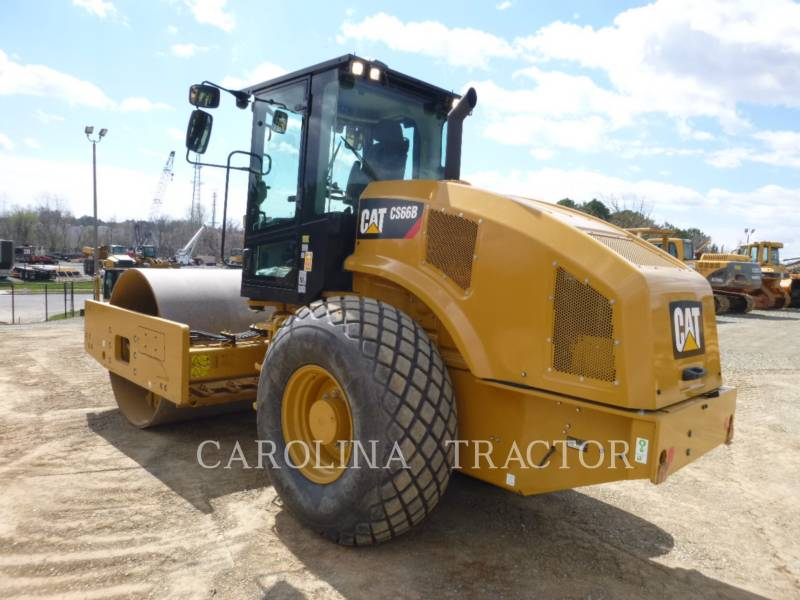 CATERPILLAR ROLETES DO TANDEM VIBRATÓRIO CS66B CB equipment  photo 3