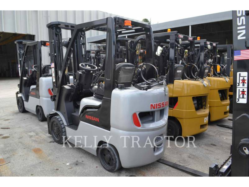 NISSAN FORKLIFTS GABELSTAPLER CF50LP equipment  photo 3