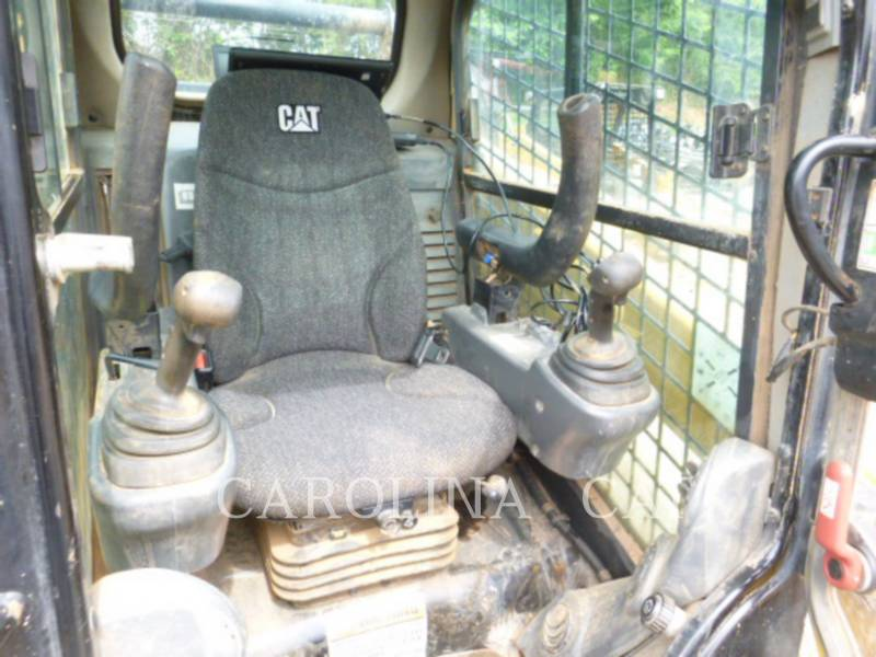 CATERPILLAR TRACK LOADERS 259D CB equipment  photo 7