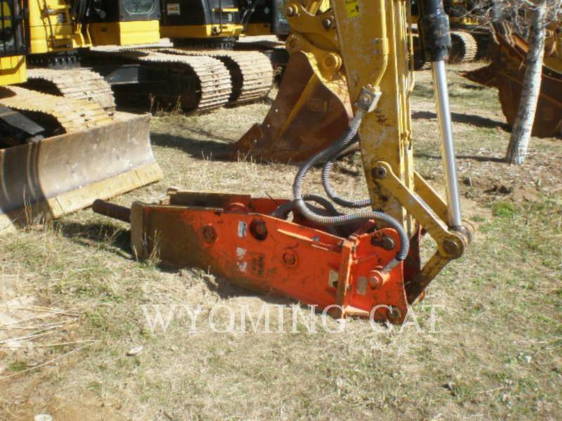 CATERPILLAR EXCAVADORAS DE CADENAS 314E HAMR equipment  photo 2