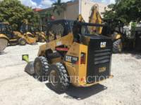 CATERPILLAR SCHRANKLADERS 242 D equipment  photo 3