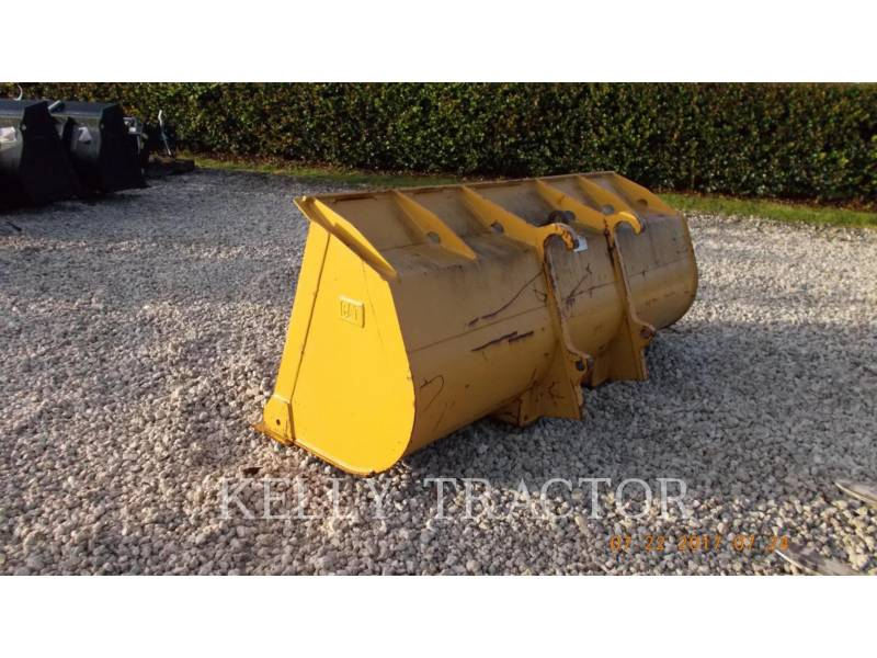 CATERPILLAR HERRAMIENTA: CUCHARÓN 1.8 CYD QC BUCKET FOR 910/914 LOADER equipment  photo 2