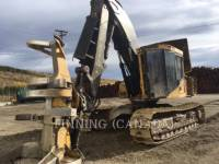 TIGERCAT FORESTRY - FELLER BUNCHERS - TRACK 870C equipment  photo 1