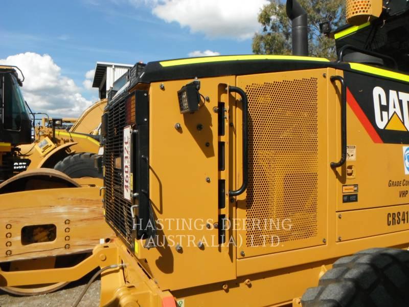 Caterpillar AUTOGREDERE 140M equipment  photo 13