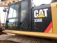 CATERPILLAR ESCAVATORI CINGOLATI 336EL equipment  photo 14