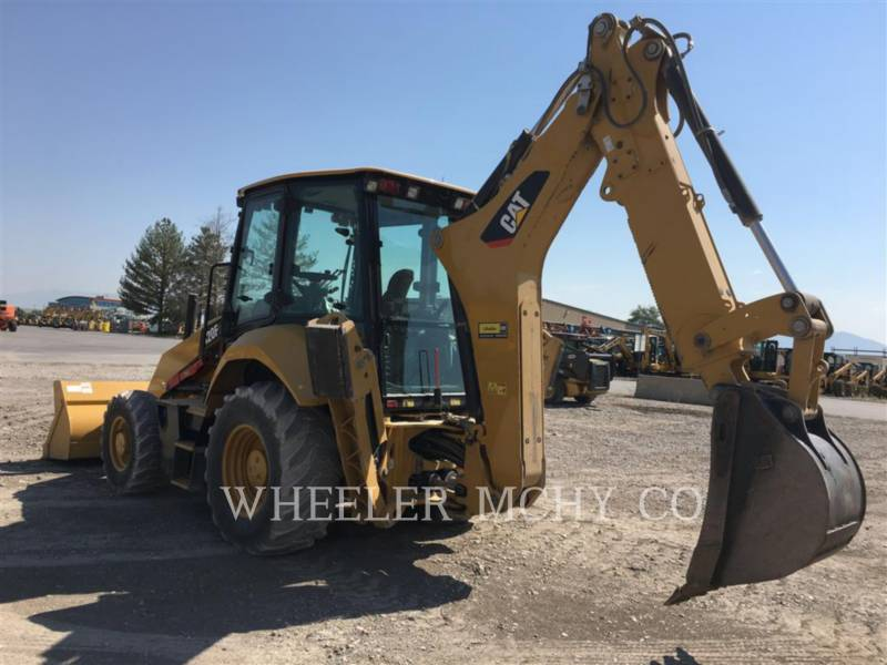 CATERPILLAR BACKHOE LOADERS 420F2 E equipment  photo 4