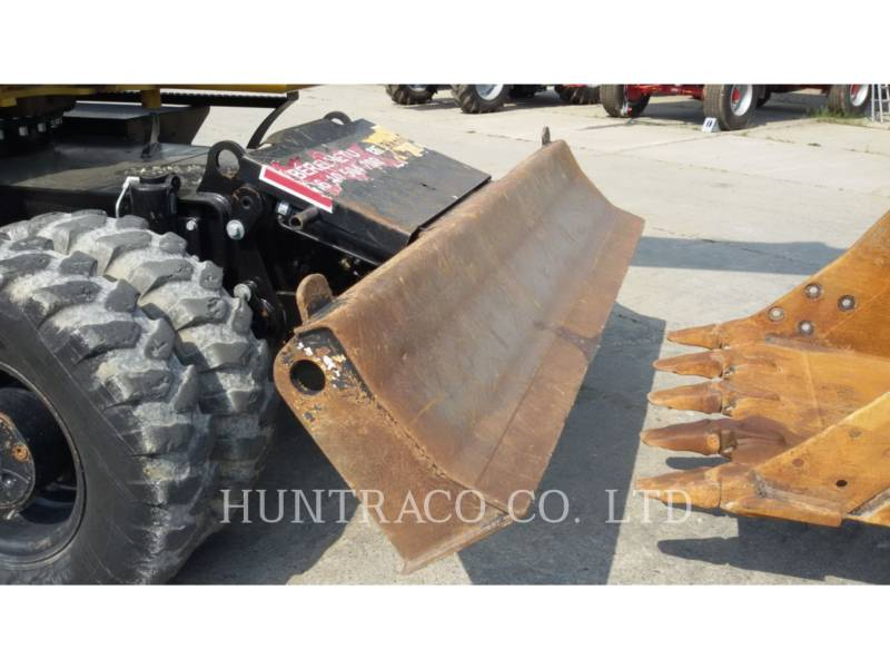 CATERPILLAR WHEEL EXCAVATORS M315D equipment  photo 21