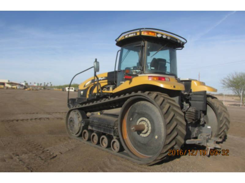 CATERPILLAR LANDWIRTSCHAFTSTRAKTOREN MT855C equipment  photo 3