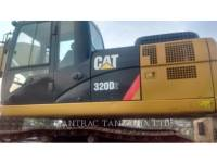 CATERPILLAR PELLES SUR CHAINES 320 D equipment  photo 1