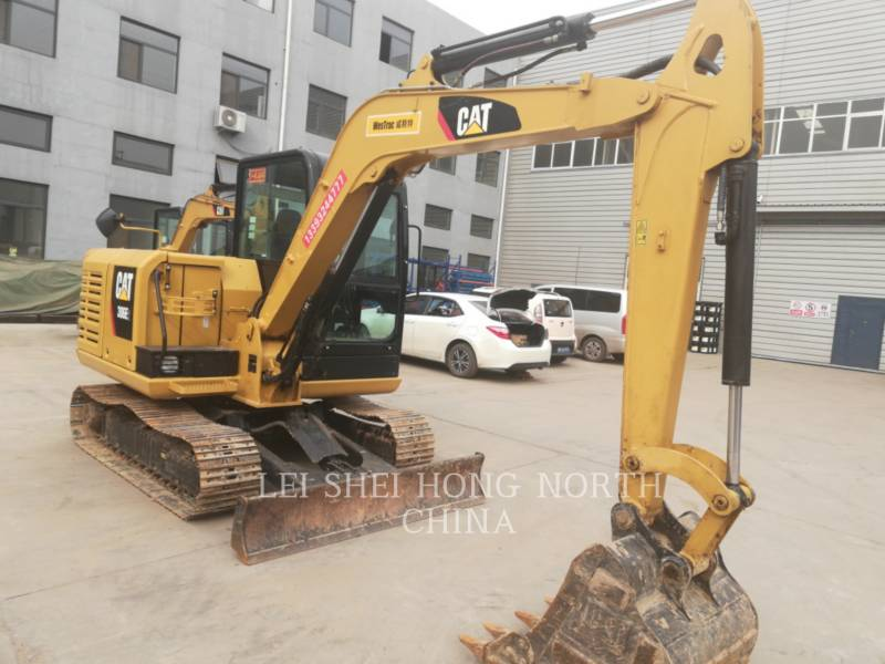 CATERPILLAR KETTEN-HYDRAULIKBAGGER 306E2 equipment  photo 2