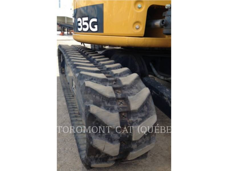 JOHN DEERE EXCAVADORAS DE CADENAS 35G equipment  photo 19