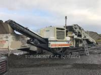 Equipment photo METSO LT200HP МАССА - ДРОБИЛКА 1