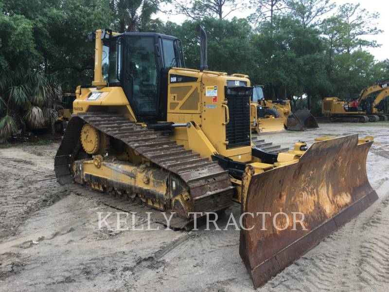 CATERPILLAR TRACTORES DE CADENAS D6NLGP equipment  photo 11
