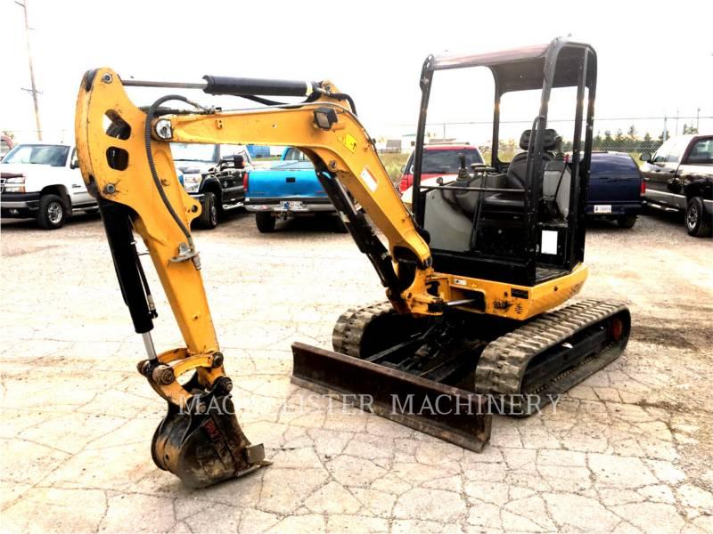 Caterpillar EXCAVATOARE PE ŞENILE 302.7DCR equipment  photo 1