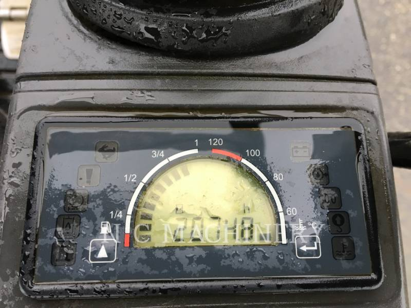 CATERPILLAR KETTEN-HYDRAULIKBAGGER 301.7D equipment  photo 3