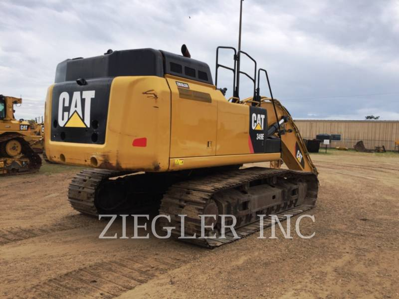 CATERPILLAR ESCAVADEIRAS 349ELH equipment  photo 2